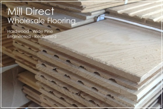 Flooring Wholesale Mill Direct