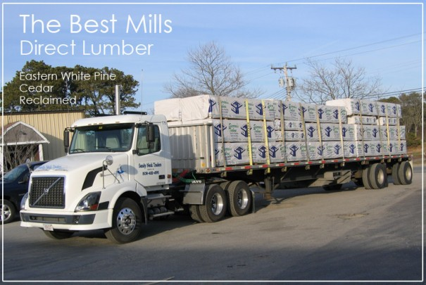 Wholesale Lumber Pine Cedar
