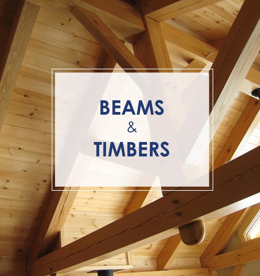 wood beams timbers lumber