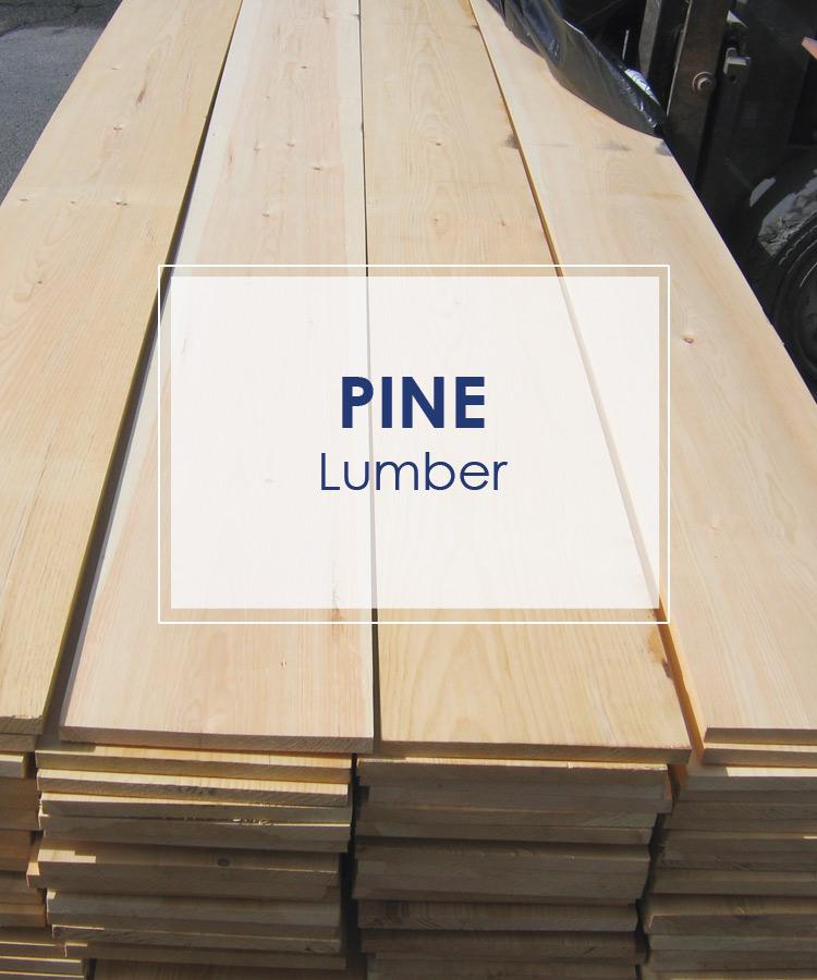 pine lumber boards wholesale