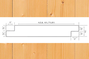 Pine Lumber Wholesale Supplier | #1 White Eastern Wood