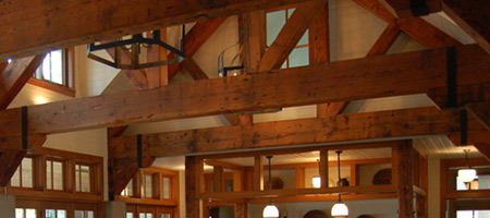 Wholesale Beams And Timbers Mill Direct Reclaimed