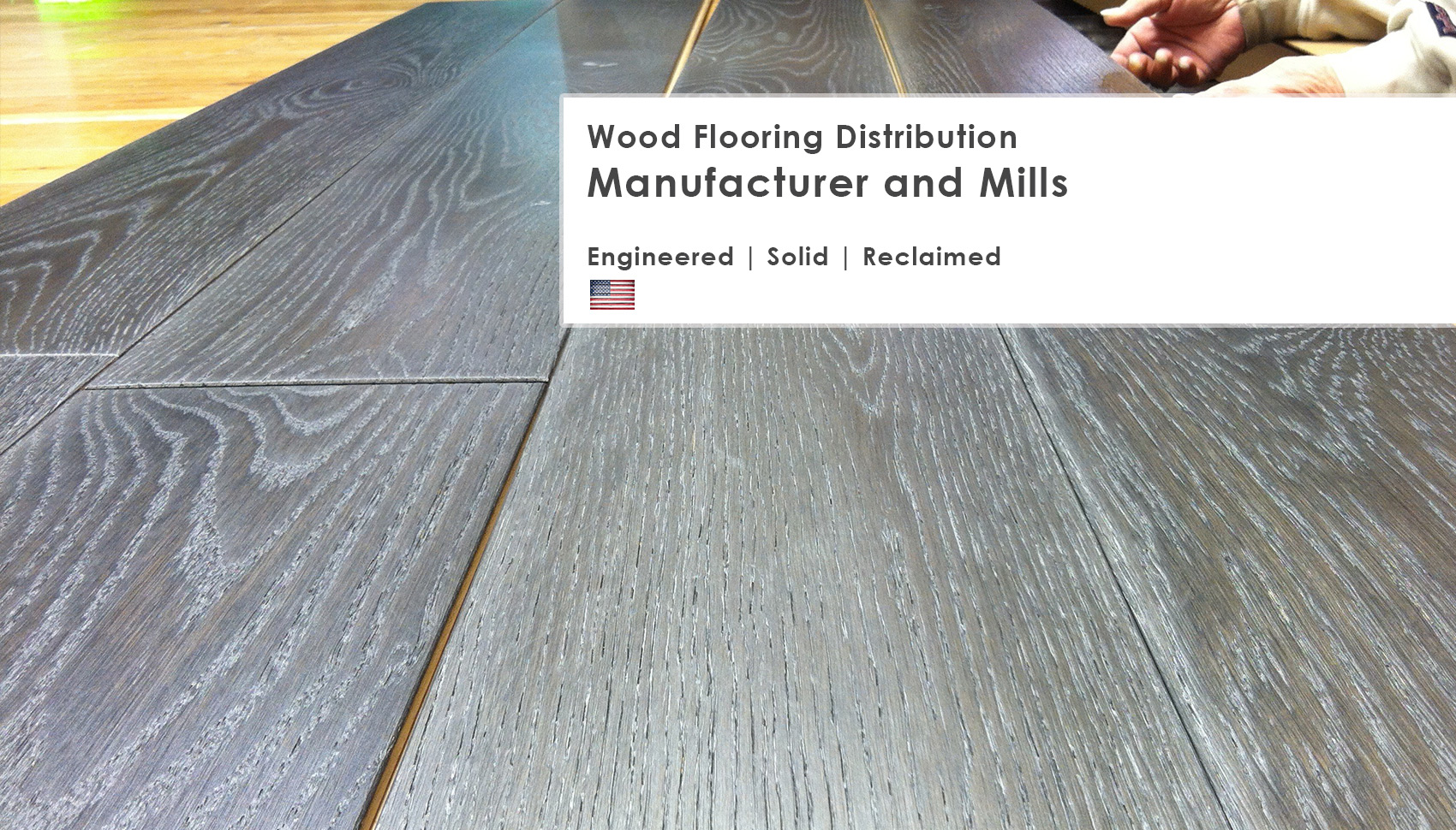 wood flooring wholesale